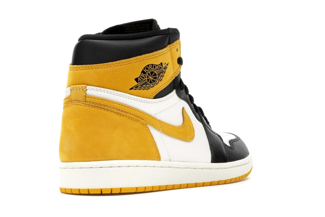 cd633aff4f2c Jordan 1 Retro High Yellow Ochre - 555088-109