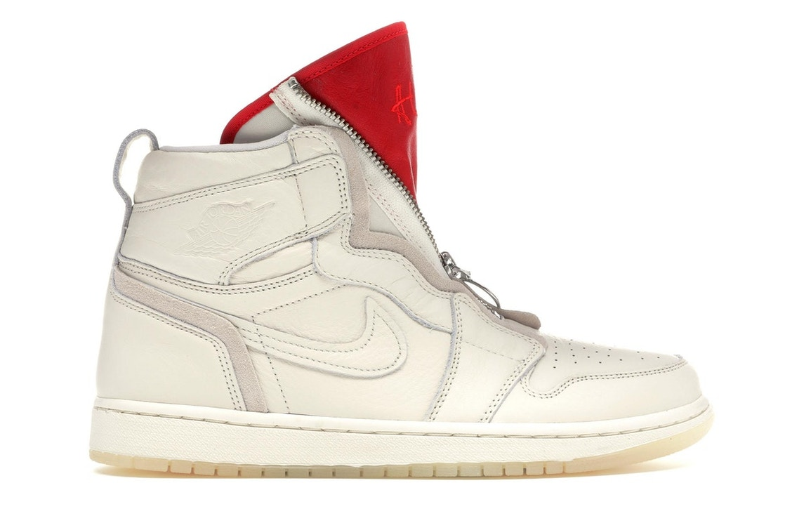 Jordan 1 Retro High Zip AWOK Vogue Sail (W) - BQ0864-106 5f639d8213