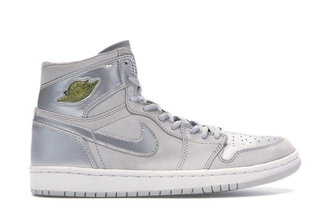 super popular 7272a a65ef Jordan 1 Retro Japan Grey (2001) - 136060-001