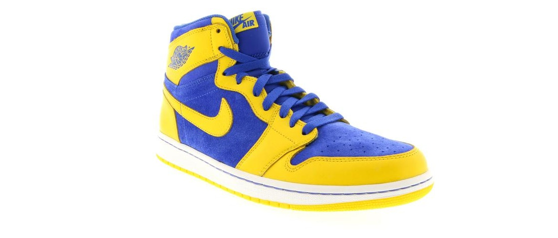 huge selection of 131bf 40f0b Jordan 1 OG Laney - 555088-707