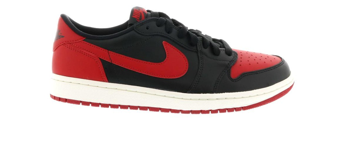 1a0cca2f58f3d9 Sell. or Ask. Size 8. View All Bids. Jordan 1 Retro Low Bred ...