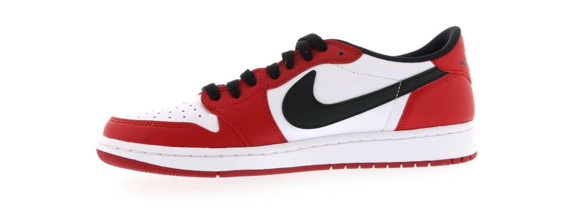 new concept a7ea0 80b85 Jordan 1 Retro Low Chicago (2016) - 705329-600