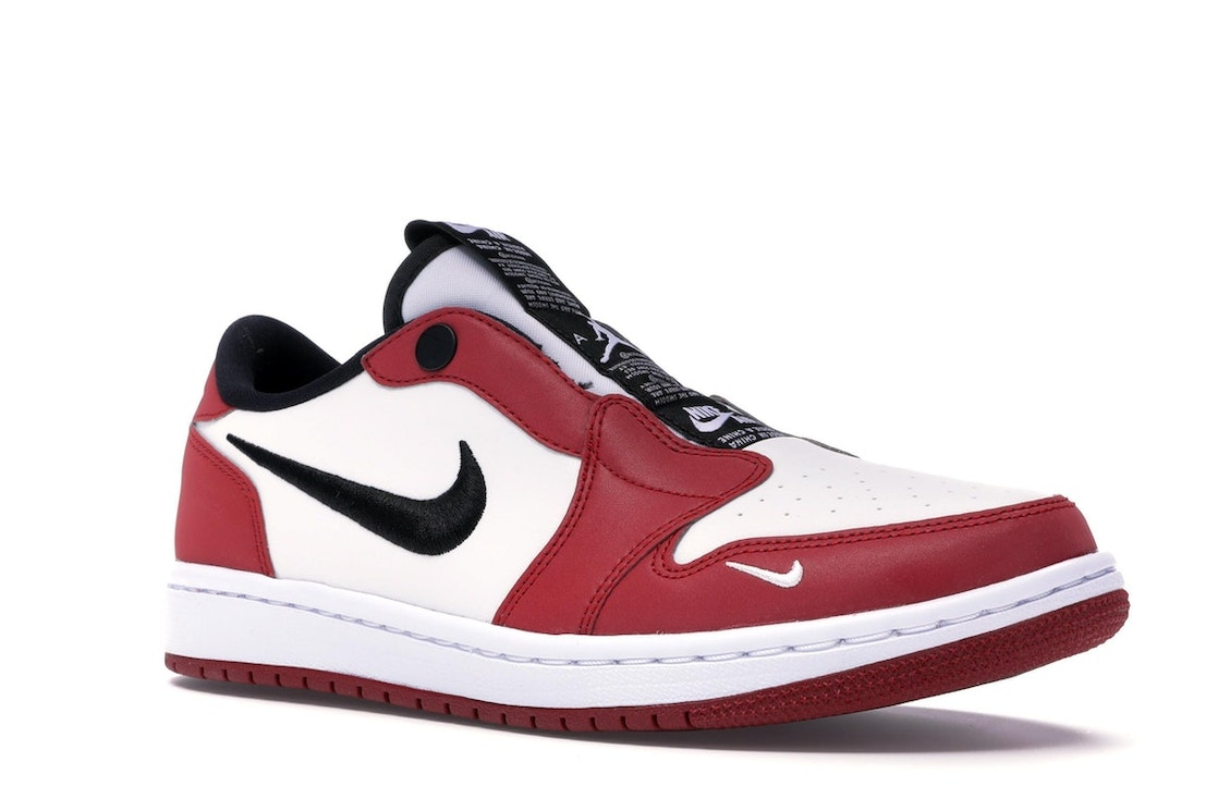 cac134570bb Jordan 1 Retro Low Slip Chicago (W) - BQ8462-601