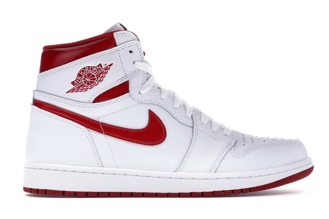 Sell. or Ask. Size 7. View All Bids. Jordan 1 Retro Metallic Red ... 9aa0c3e843