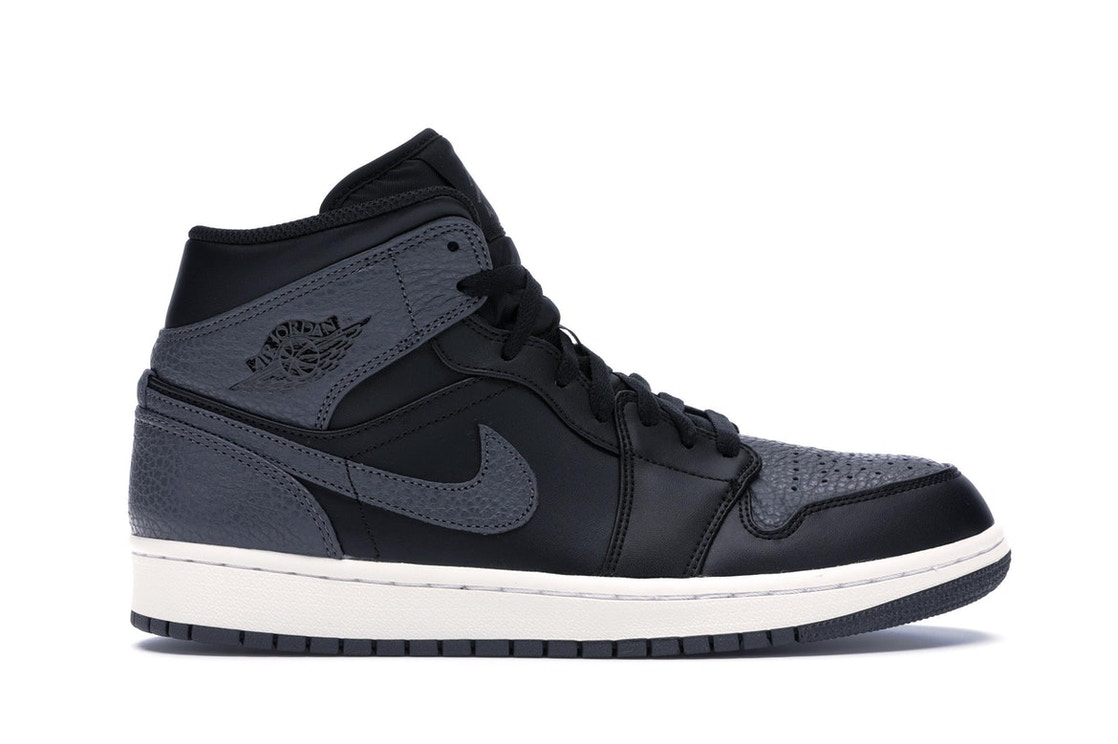 check out 91f73 ed5e7 Sell. or Ask. Size  8.5. View All Bids. Jordan 1 Retro Mid Black Dark Grey