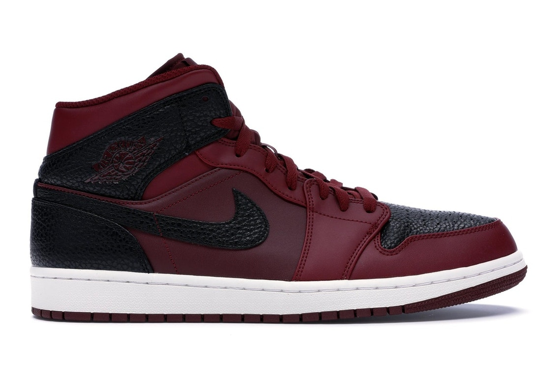 e3047e67a8c642 Sell. or Ask. Size  7.5. View All Bids. Jordan 1 Retro Mid Team Red Black