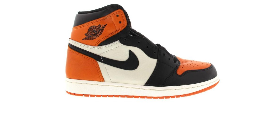 save off e50ee 23a2b Jordan 1 Retro Shattered Backboard - 555088-005