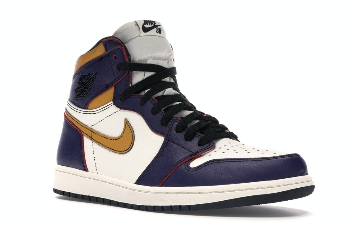 factory price factory authentic later Jordan 1 Retro High OG Defiant SB LA to Chicago