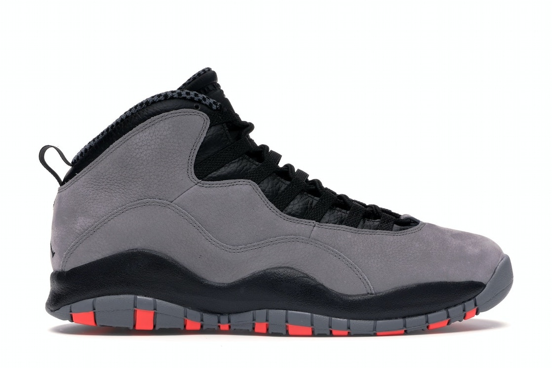 best service a3a6f d792c Jordan 10 Retro Cool Grey - 310805-023