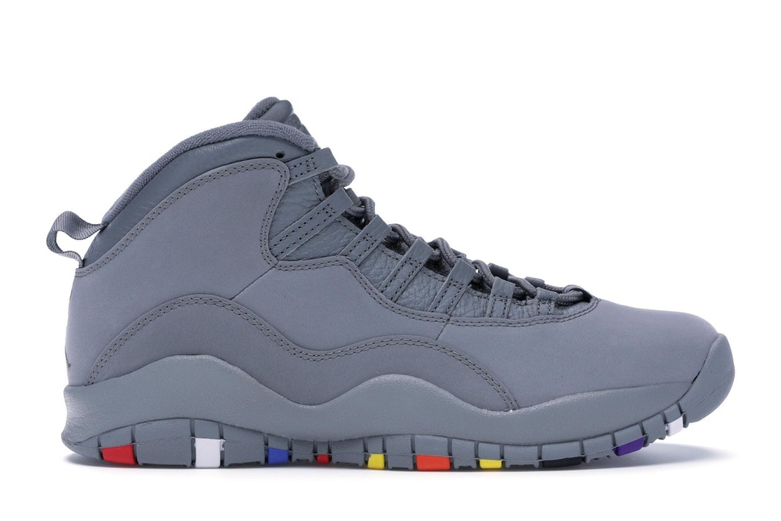 the latest 76120 795b1 Jordan 10 Retro Cool Grey