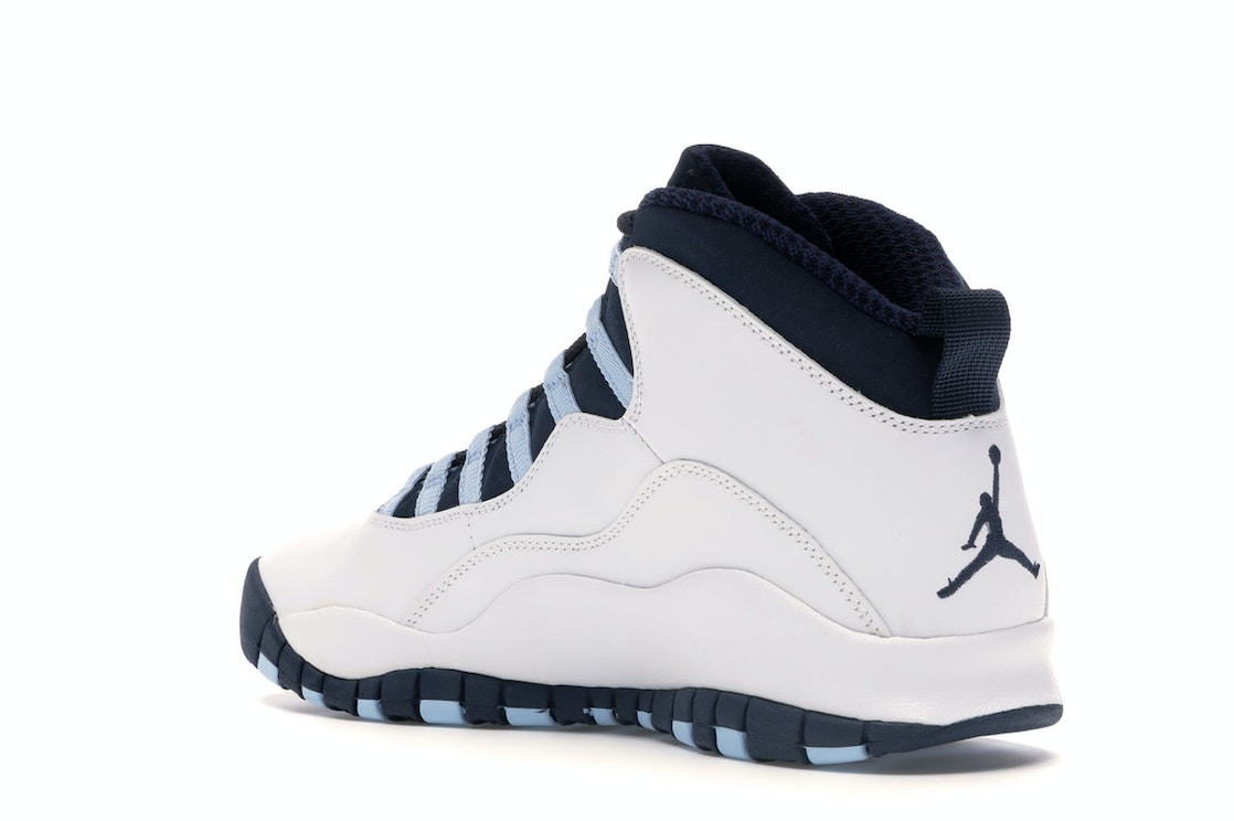 556eaa2ddfa864 Jordan 10 Retro Ice Blue - 310805-141