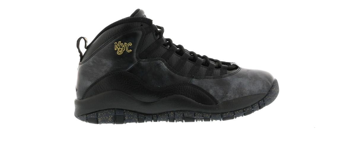 Authentic 2016 Air Jordan 10 NYC New York City for Sale