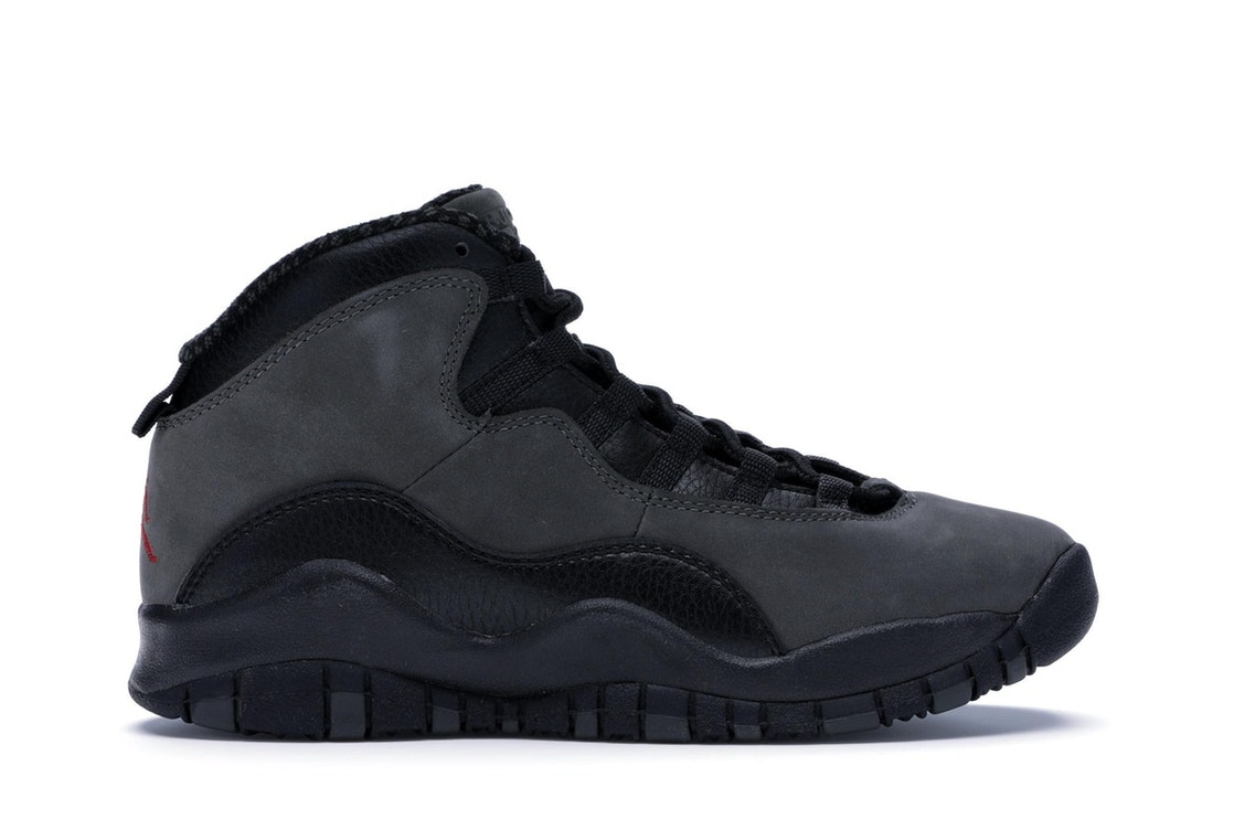 84ae606a01fbde Jordan 10 Retro Shadow 2018 (GS) - 310806-002