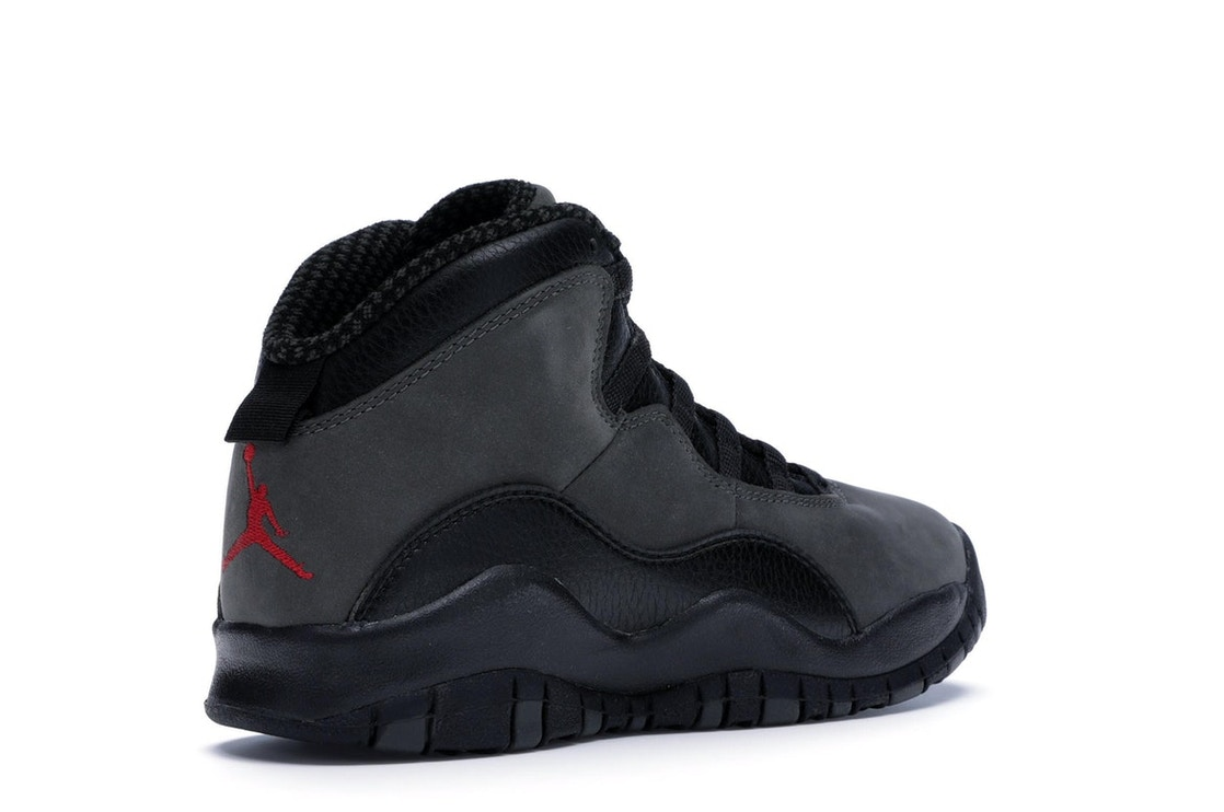 quality design b496f a314f Jordan 10 Retro Shadow 2018 (GS) - 310806-002