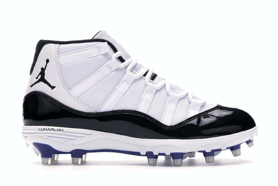 the best attitude 2c9fd abda9 Jordan 11 Retro Cleat Concord - AO1561-123