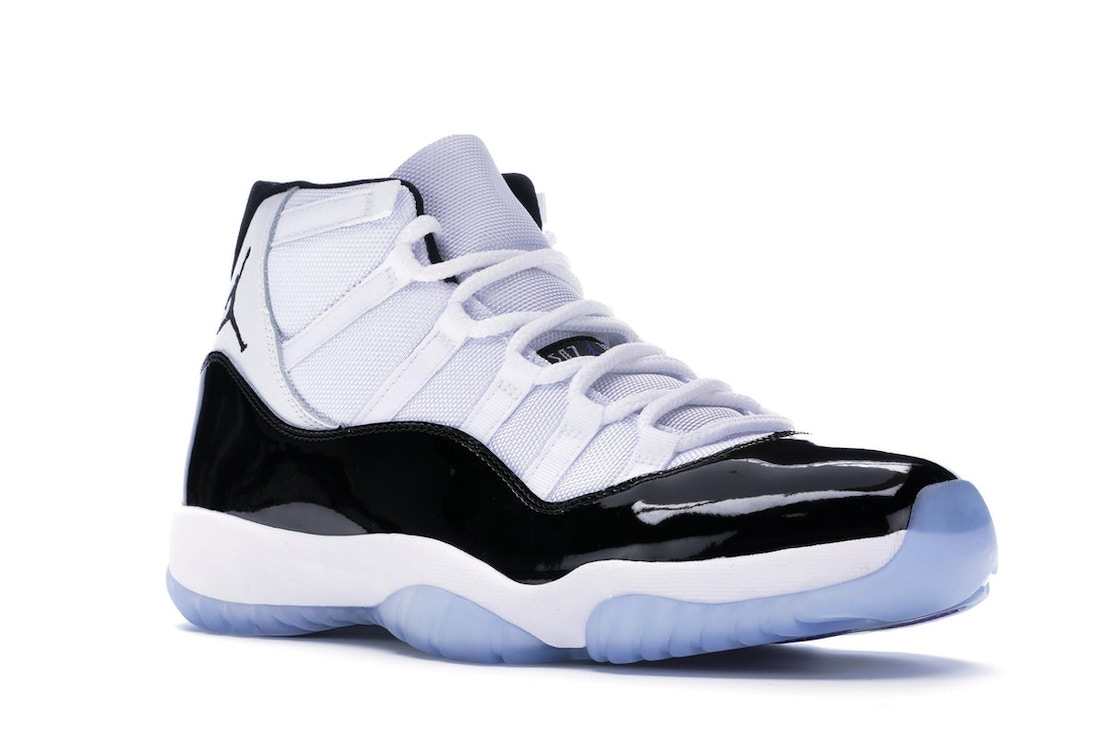sold worldwide super cheap detailing Jordan 11 Retro Concord (2018)