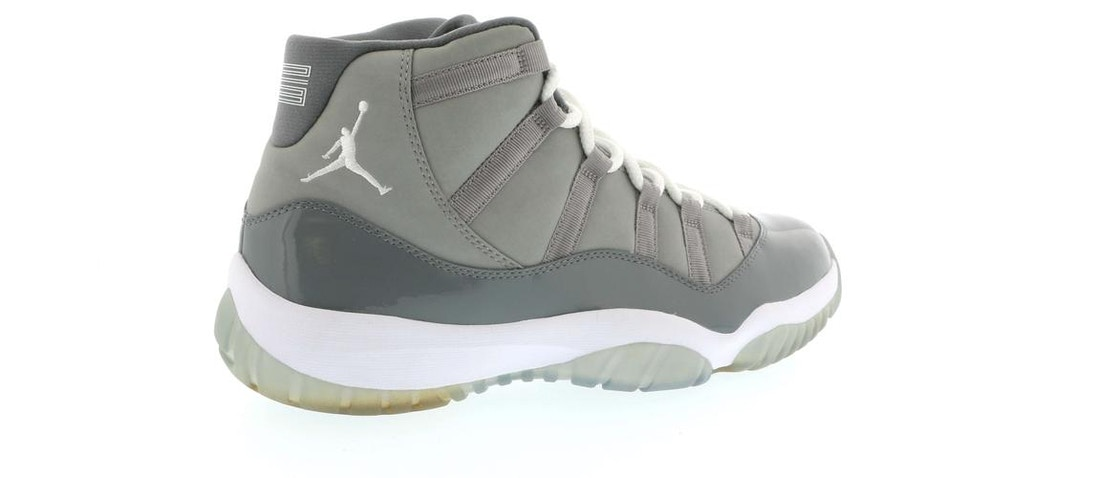 9ced2355eeda Jordan 11 Retro Cool Grey (2010) - 378037-001