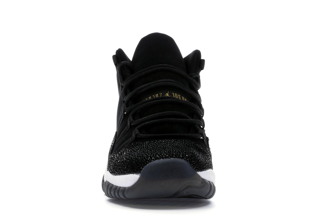 timeless design 6114d aa592 Jordan 11 Retro Heiress Black Stingray (GS) - 852625-030