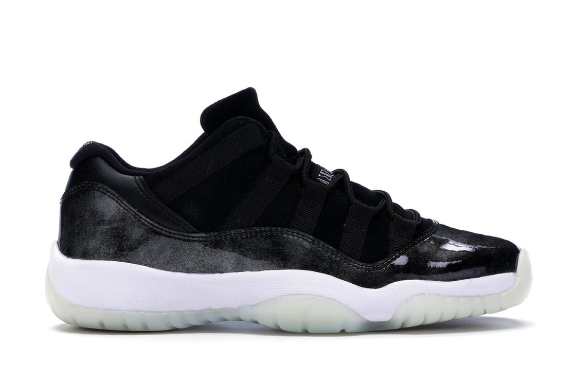 6ec58a46837 Jordan 11 Retro Low Barons (GS) - 528896-010