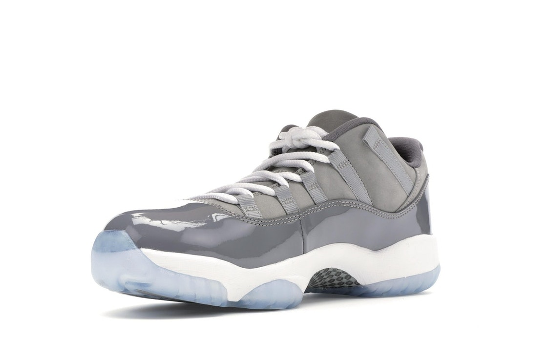 013cdb74e9c44 Jordan 11 Retro Low Cool Grey - 528895-003