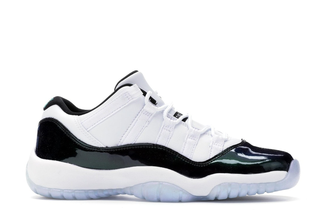 a97d98b7802 Jordan 11 Retro Low Iridescent (GS) - 528896-145