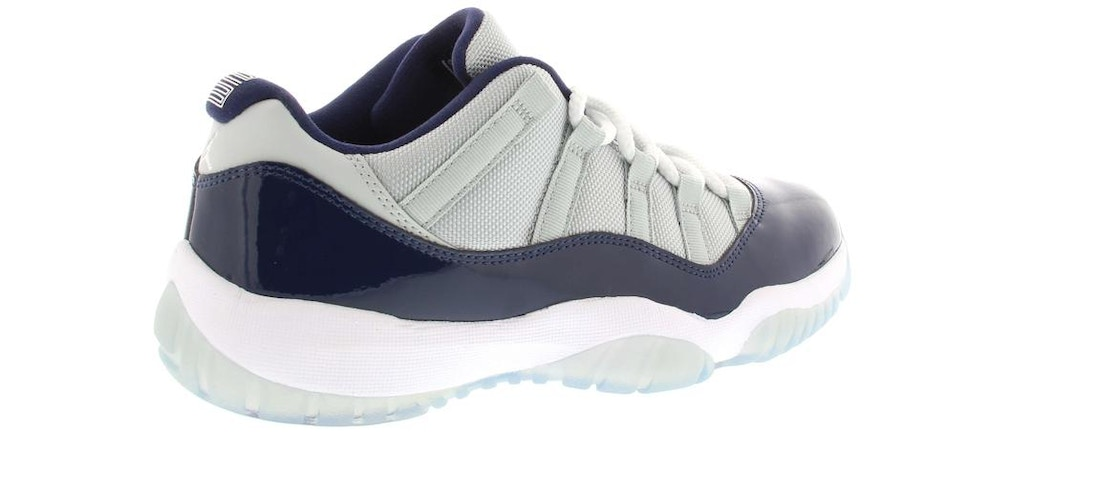 big sale 1e655 71502 Jordan 11 Retro Low Georgetown - 528895-007