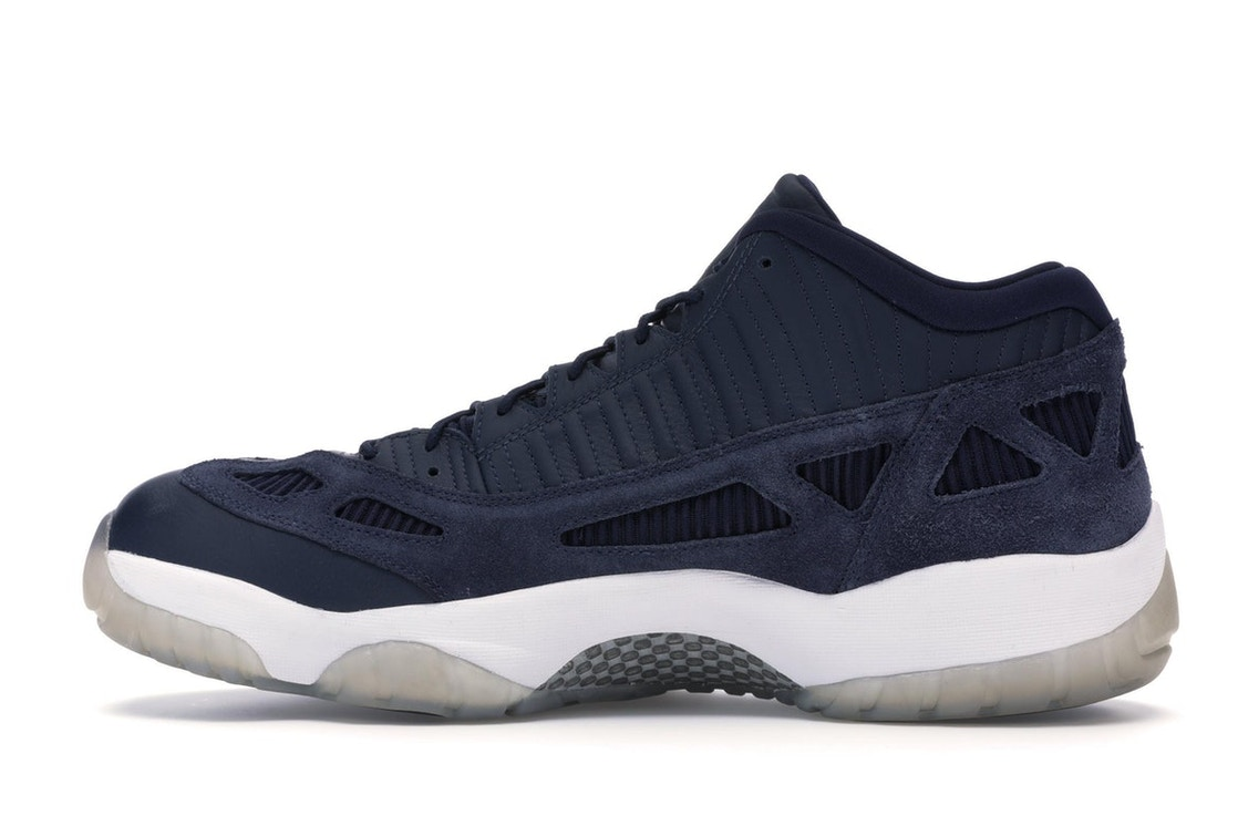 80746ee58ef68 Jordan 11 Retro Low IE Obsidian - 919712-400