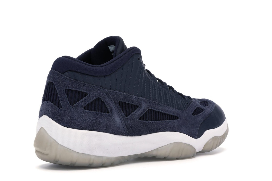 best service 26fd2 8fbe8 Jordan 11 Retro Low IE Obsidian - 919712-400
