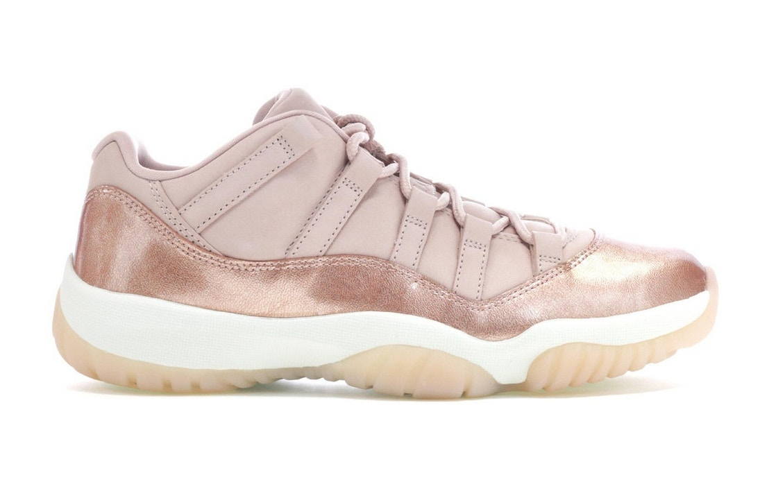 super popular e992f 337ef Sell. or Ask. Size  5W. View All Bids. Jordan 11 Retro Low Rose Gold ...