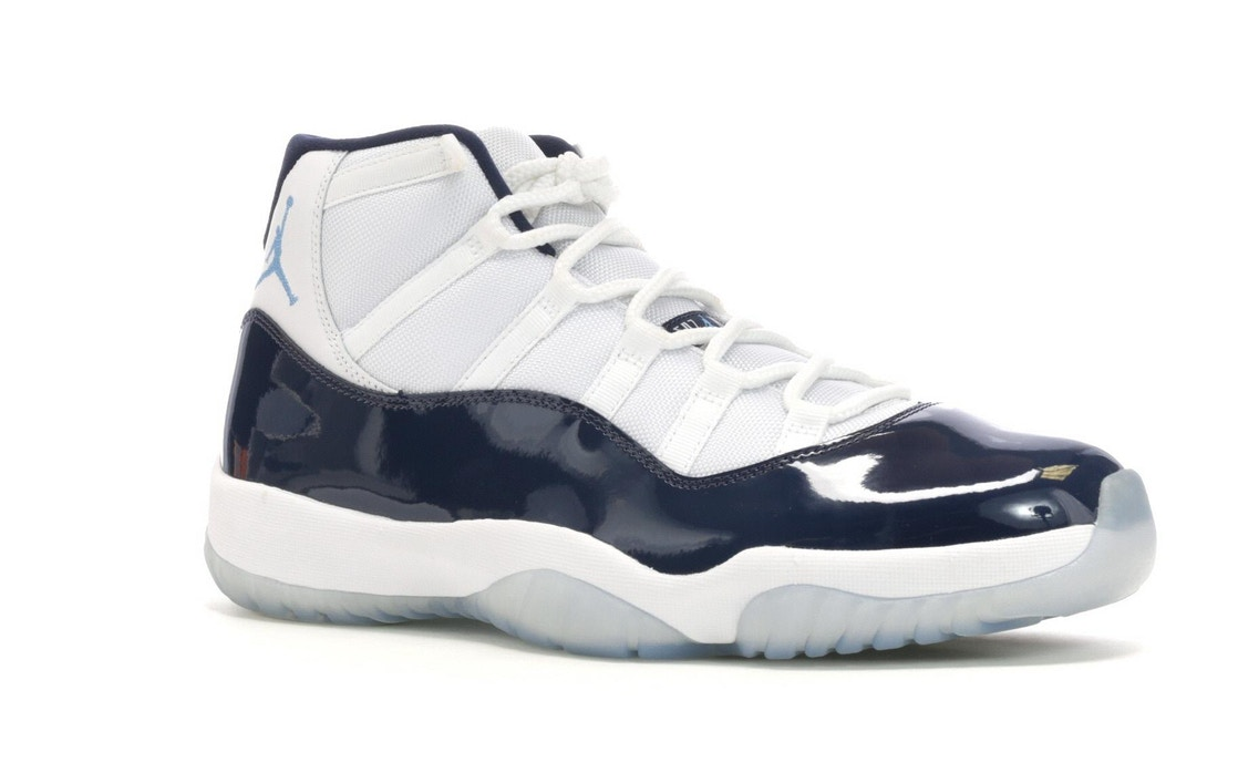 10bdf36de9ecd6 Jordan 11 Retro UNC Win Like 82 - 378037-123