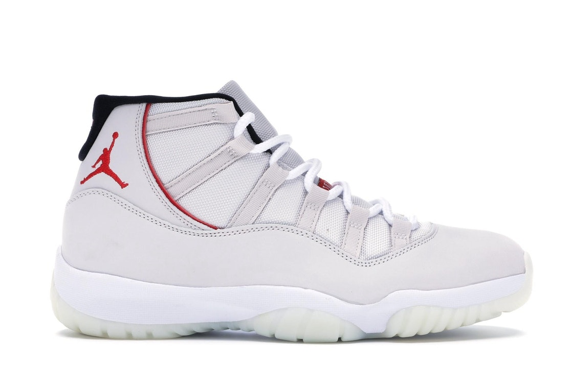 low priced ae4e2 b0874 Jordan 11 Retro Platinum Tint