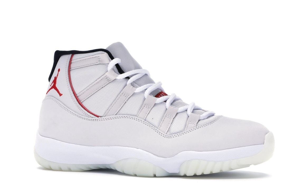 huge discount c5100 a7494 Jordan 11 Retro Platinum Tint - 378037-016