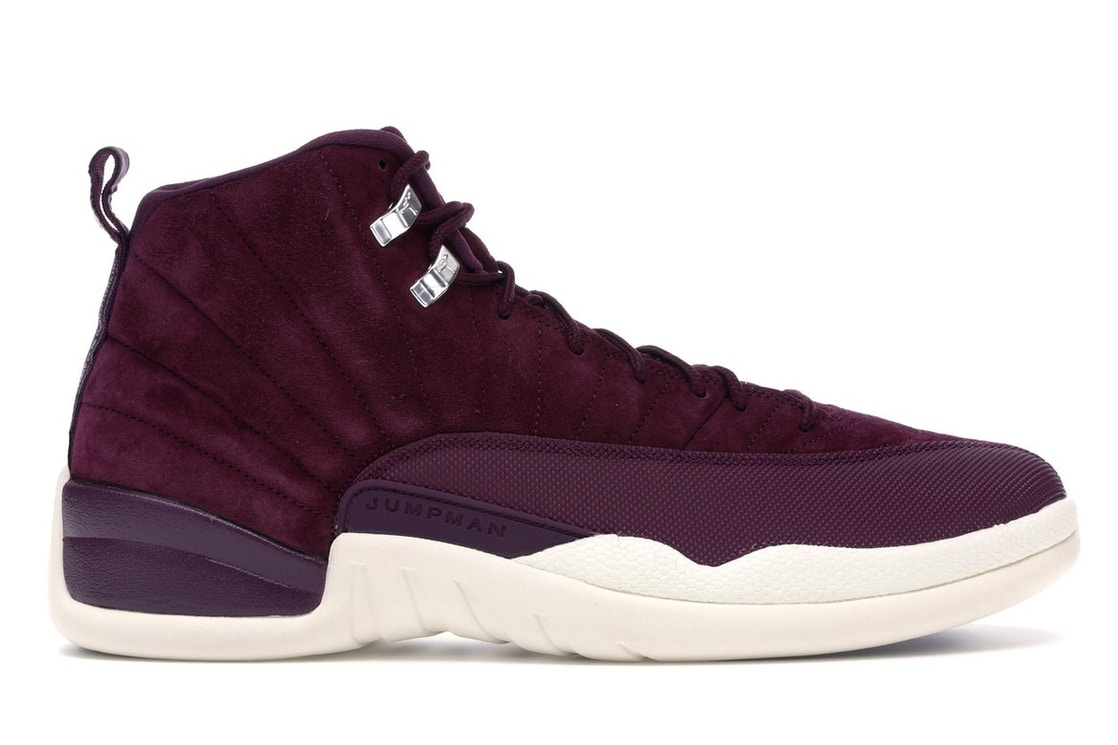 competitive price e4e10 ac89f Jordan 12 Retro Bordeaux - 130690-617