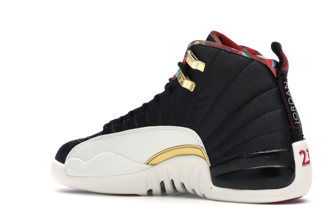 online store a4836 9008f Jordan 12 Retro Chinese New Year 2019 (GS)