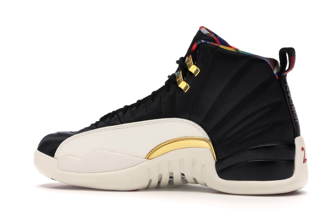 online store 72900 a19dc Jordan 12 Retro Chinese New Year (2019)