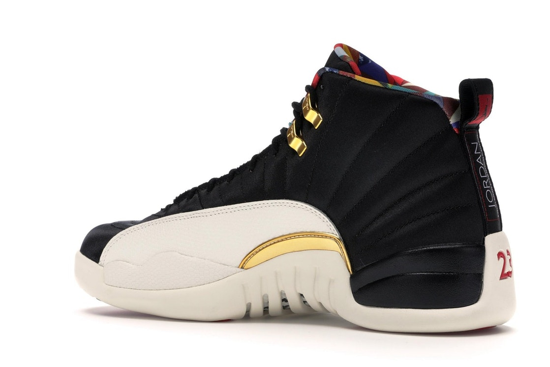 951030935bdf Jordan 12 Retro Chinese New Year (2019) - CI2977-006