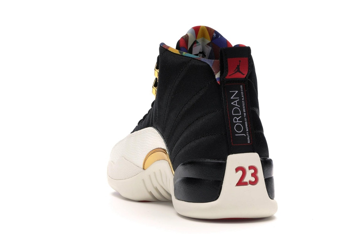 00bc8d24420 Jordan 12 Retro Chinese New Year (2019) - CI2977-006