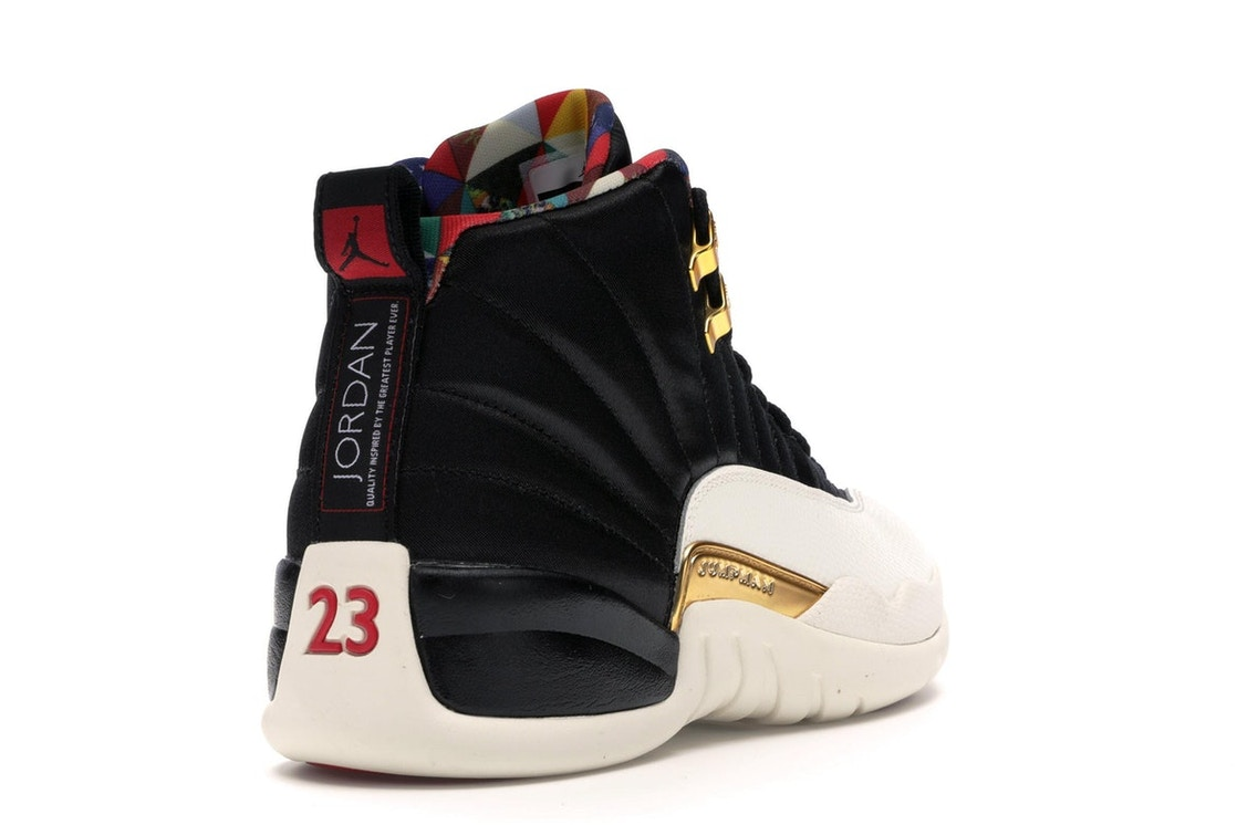 52129332847e Jordan 12 Retro Chinese New Year (2019) - CI2977-006