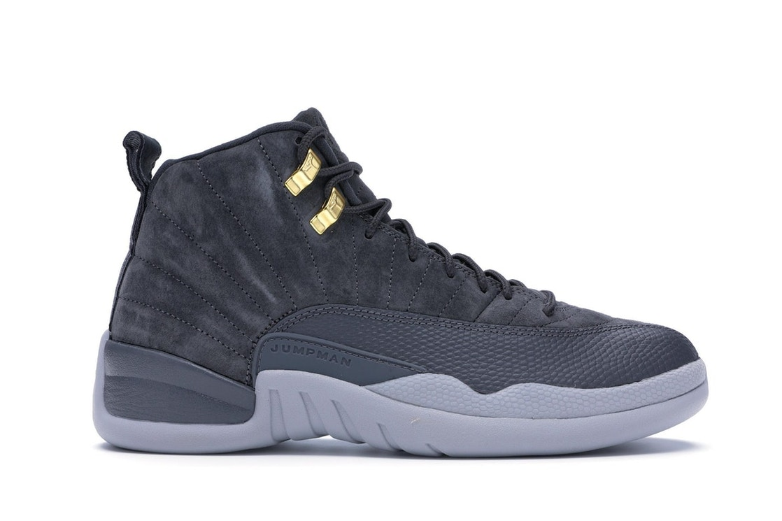 Jordan 12 Retro Dark Grey - 130690-005 aabd082e7