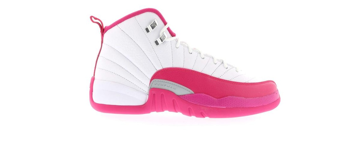 9481653db99 Jordan 12 Retro Dynamic Pink (GS) - 510815-109