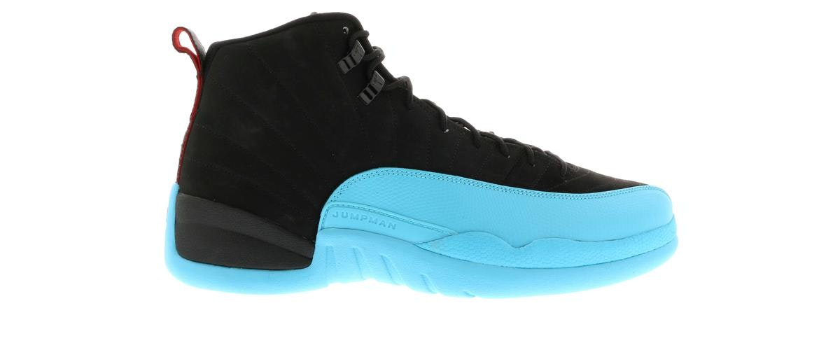 air jordan 12 retro . gamma blue