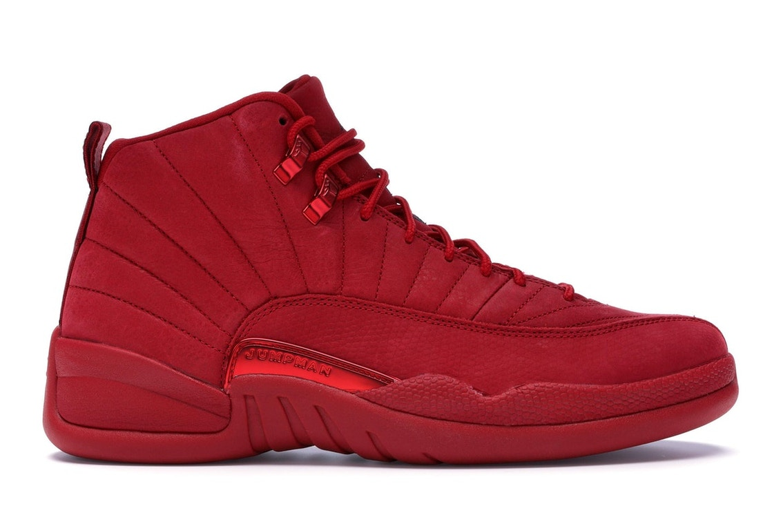 Jordan 12 Retro Gym Red (2018) - 130690-601 d2e8aaf77