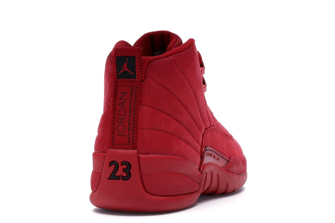 6199e270816b09 Jordan 12 Retro Gym Red (2018) - 130690-601