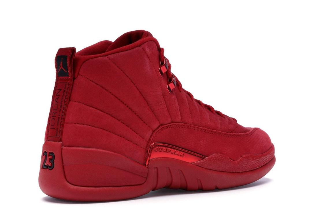sale retailer 93025 0b97f Jordan 12 Retro Gym Red (2018)
