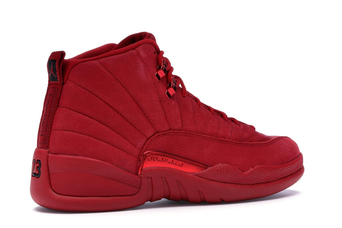Jordan 12 Retro Gym Red (2018) - 130690-601 29889f9e5