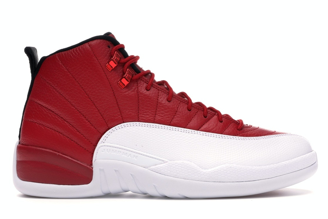 detailing fd20b 7af69 Jordan 12 Retro Gym Red