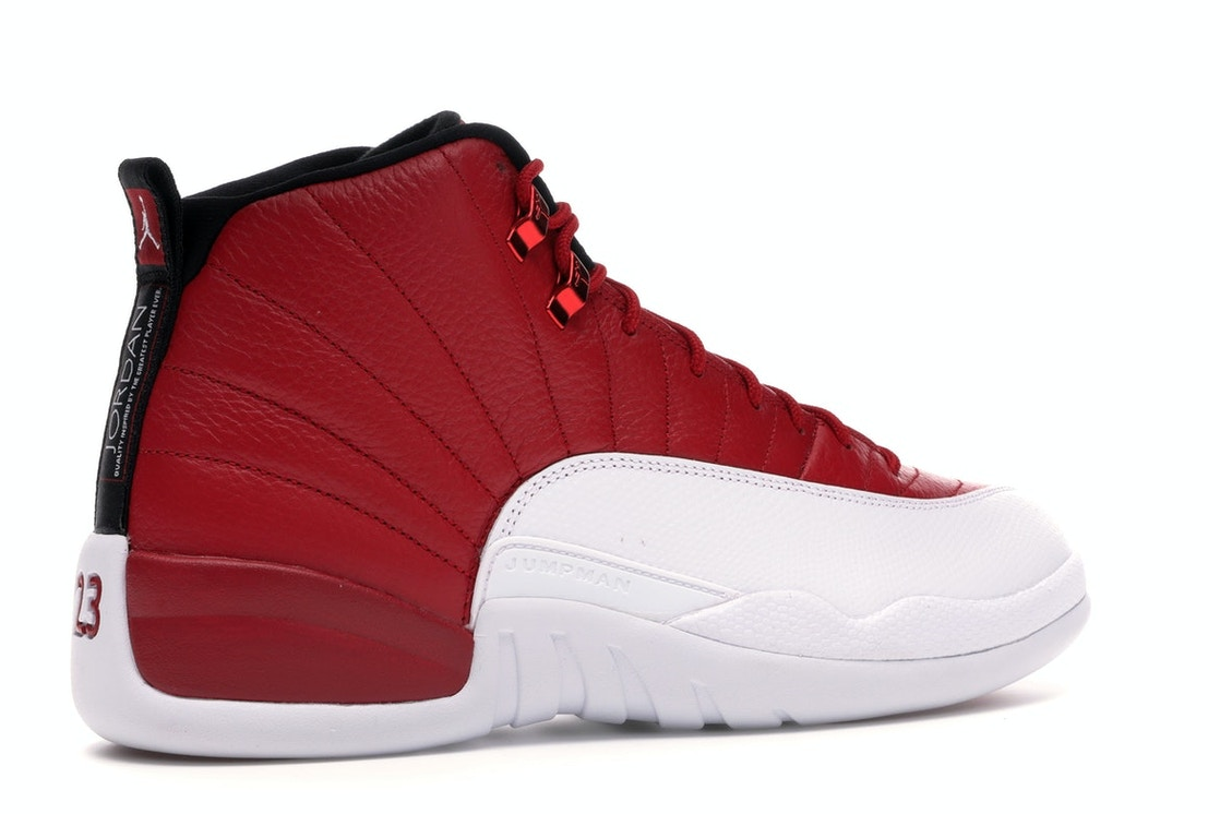 detailing 4873a 6df06 Jordan 12 Retro Gym Red