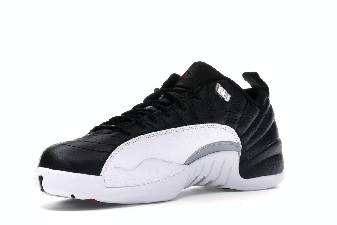 watch 1d1d6 b26c2 Jordan 12 Retro Low Playoffs