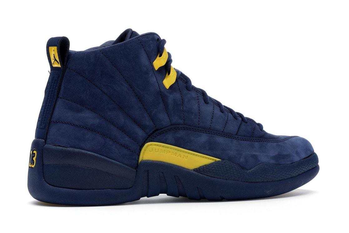 cheap for discount b7af9 2f478 Jordan 12 Retro Michigan