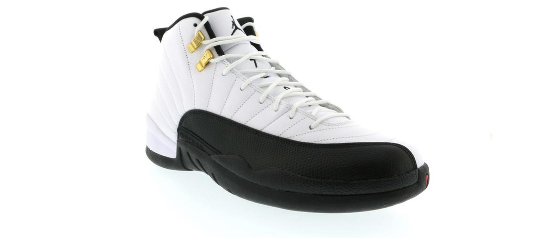 check out b534a 29a88 Jordan 12 Retro Taxi (2013) - 130690-125